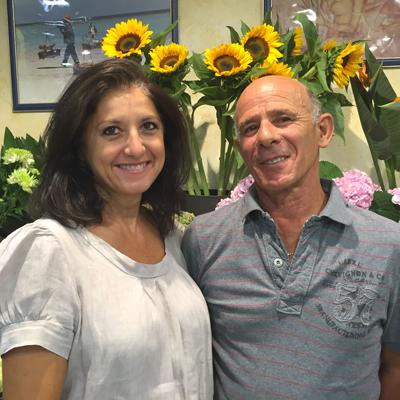 Christian & Valerie –  Floristry
